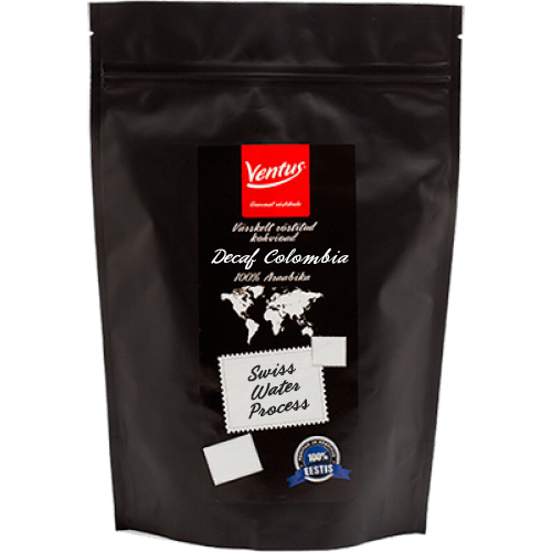 Decaf Colombia  Swiss Water